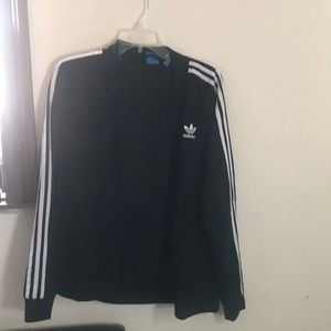 OG adidas jacket zip up